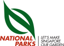 NParks Logo with tagline horizontal