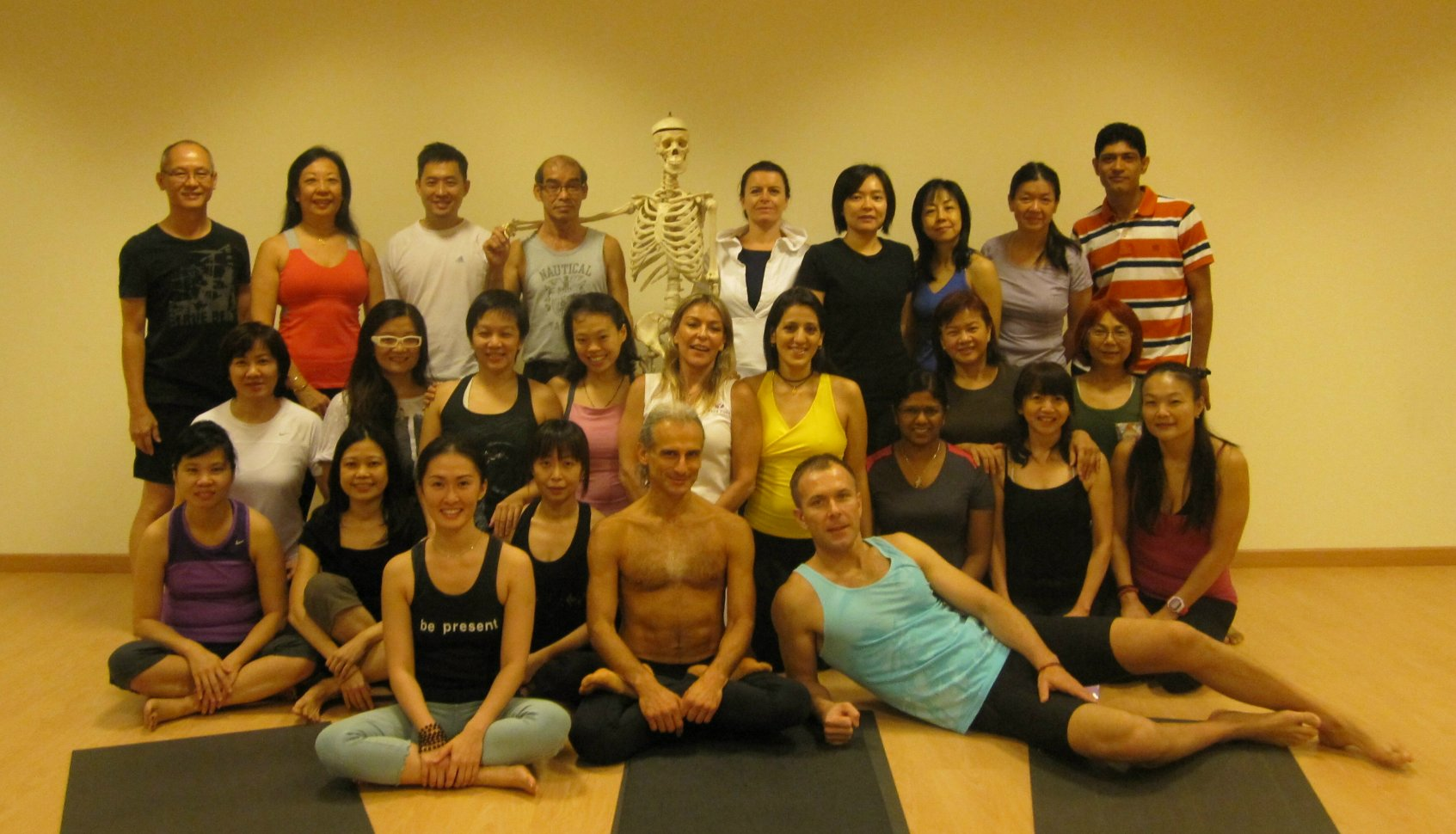 International Teacher Training 2011