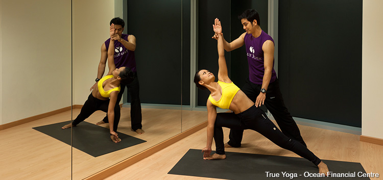 Private Yoga Studio