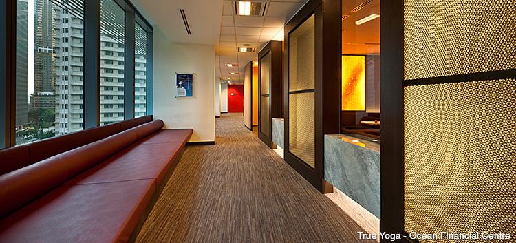 Relaxation Corridor