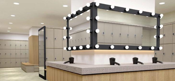 Hair Drying Station