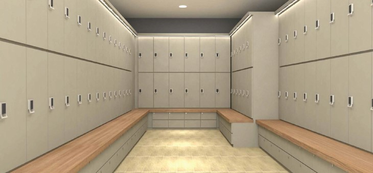 Locker Facilities