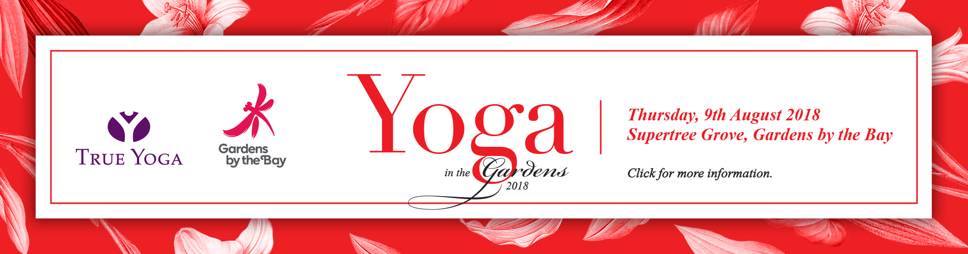 Yoga in the Gardens 2018