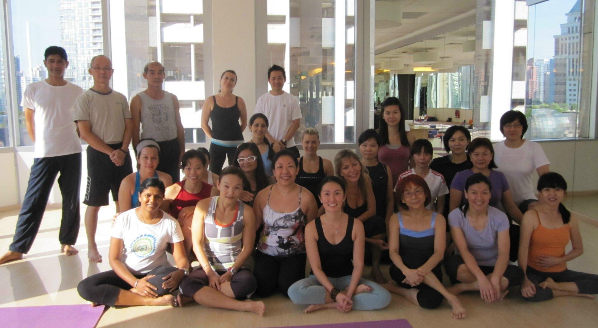 International Teacher Training 2011