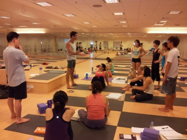 International Yoga Teacher Training 2012