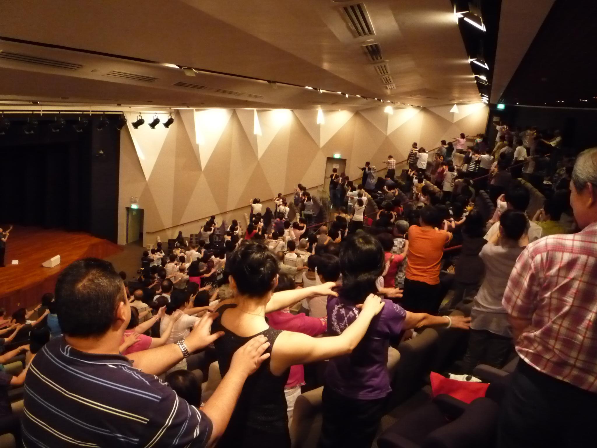 Ocean Health Public Forum 2011