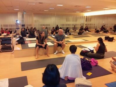 Yin Yoga Anatomy Training